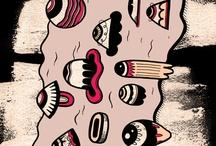 Illustration / by Tanawat Sakdawisarak
