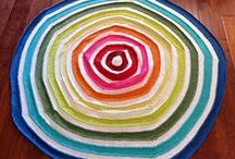 Crochet and Knit Blankets / Crochet and knit patterns and projects for blankets, afghans, and throws. / by Underground Crafter
