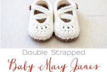 Crochet and Knitting for Kids / Crochet and knitting projects and patterns for infants, toddlers, children, and teens. / by Underground Crafter