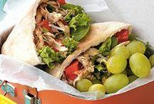 Recipes - Lunch To Go / by Beth Shupp-George