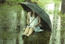 Rain Rain Rain Rain, Beautiful Rain... / by Adrian Hoover