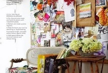 interior design: office / by Liz Boundjia