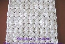 Crochet Stitch Patterns / Crochet stitch patterns. Includes written patterns and photo and video tutorials. / by Underground Crafter