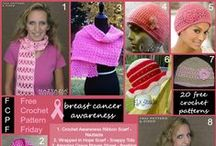 Crochet for Charity / Charity crochet projects and patterns, and organizations that accept handmade crochet, knit, and sewn donations. / by Underground Crafter