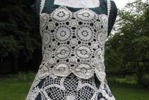 Crochet - Visual Inspiration / A variety of crochet patterns and projects that I find visually appealing! / by Underground Crafter