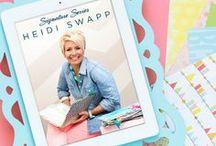Heidi Swapp!  / by Cheri Demma