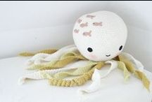 Crochet / Tricot / Quelques modèles qui me donnent envie...