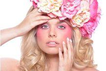 Beauty, Hair and Makeup / by Karen Longordo