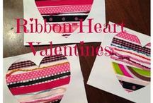 Valentine's Ideas / Valentine's crafts, cards and recipes