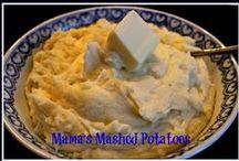 Pastas, Rice, Potatoes and Casseroles