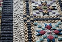 Patchwork & Quilting / Beautiful ideas