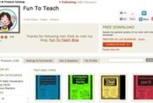 Stores for Fun To Teach / Check out these great stores that carry Fun To Teach products!