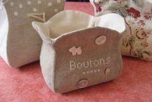Delightful pouches / So cute
