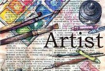 Animation: Art project / Des idées pour le boulot!