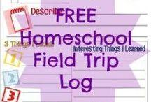 Homeschool - Field Trips / Homeschooling Field Trip Ideas