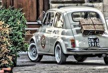 Classic Wheels / Old automobiles  / by ƈąཞɛყ