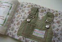 Raconte tapis et Quiet book / Des livres ou des tapis à créer pour les enfants