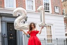 21st Birthday Extravaganza / How to celebrate your 21st birthday in style
