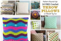 Crochet for Home / Crochet projects and patterns for the home, including kitchen, bathroom, and bedroom. / by Underground Crafter