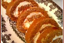 Sweet Potato and Pumpkin Recipes!