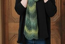 Knitting Neckwarmers / Knit projects and patterns for scarves, cowls, and other neckwear. / by Underground Crafter