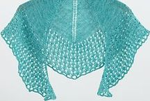 Knitting Shawls/Wraps / Knit shawl and wrap projects and patterns in a variety of shapes including rectangular, triangular, and square. / by Underground Crafter