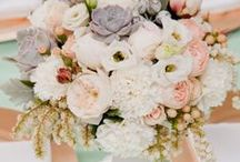 Copper + Blush Wedding / by Swoozie's