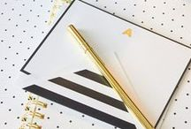 Glam Up Your Desk / by Swoozie's