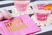 Happy Hour / by Swoozie's