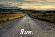 running / by Kate Lesko