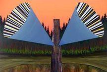ESPELHADO / imagens duplicadas; reflexos; lados idênticos