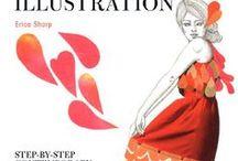 Книги о Fashion иллюстрации