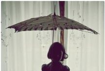 | parasols |