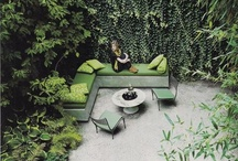 | outdoor spaces | / by Sarah Kieffer | Vanilla Bean