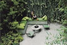 | outdoor spaces | / by Sarah Kieffer | Vanilla Bean
