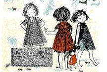 | children's books | / by Sarah Kieffer | Vanilla Bean