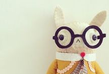 | dolls + toys | / by Sarah Kieffer | Vanilla Bean