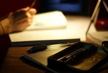 The Writing Life / by Kelly Conway