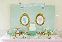 Twin Baby Showers! / From themes to games, Twiniversity has you covered on all things concerning a twin (or more) baby showers!