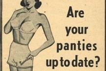 pop culture - vintage ads.
