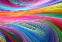 love: rainbows.