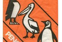 Penguin • Pelican • Puffin