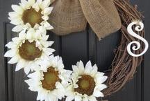 DIY - wreaths / by Jessica Clayton