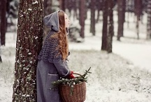 Winter, Winter Solstice, Yule, Jul