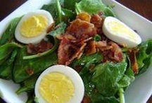 #salads / by Jessica Clayton