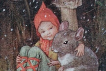Mouse Love! / Wee Forest Folk appreciates mice of all kinds!