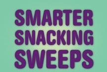 Smarter Snacking Sweeps