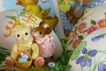 Easter / A wonderful surprise from the Easter bunny or next to your Easter centerpiece.