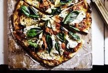 | pizza + flatbread | / by Sarah Kieffer | Vanilla Bean