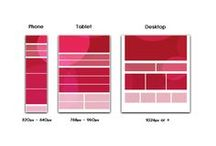Layouts / Responsive web design patterns.